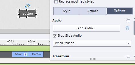 03 Pause Button