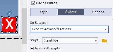 06 Close button