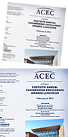 ACEC 2011 Trifold